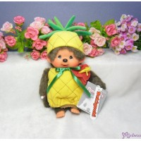 Monchhichi S Size 20cm Plush Summer Fruit Pineapple 夏日水果 菠蘿 2975