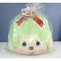Tokyo Expo Limited Monchhichi Cushion 日本 世博 限定 MCC 攬枕 305191