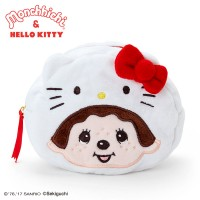 Hello Kitty x Monchhichi Plush Coin Bag 錢包 324080