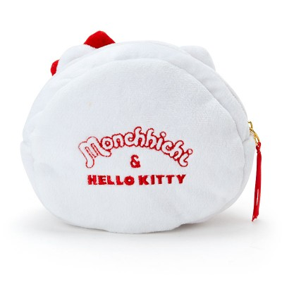 Hello Kitty x Monchhichi Plush Coin Bag 錢包 324080