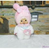 Melody  x Monchhichi S Size Chimutan Plush 23cm Limited 324509