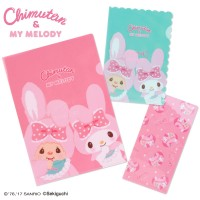 Melody x Monchhichi Stationery Files (3pcs Set) 325018