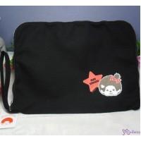 "Monchhichi Notebook Computer pad 100% Cotton Bag Handbag  ""LAST ONE"" 40476"