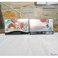 Monchhichi 10 x 6.5 cm Oil Blotting Paper 50pcs Mount Fuji 面油紙 (日本製) 40742