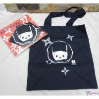 Monchhichi Tote Bag Ninja Flat Totebag Eco Bag  純綿 忍者 袋 40810