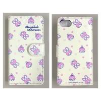 Love Love Pink Friends Monchhichi x Chimutan Iphone 7 & 8 Case 手機套 40988
