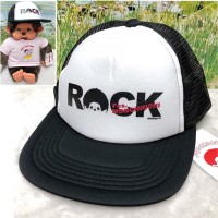 Sekiguchi Fes Monchhichi Cap 帽 (大人用) Black 41060