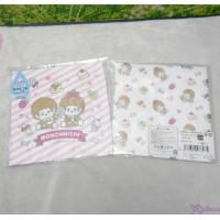 Monchhichi Baby Handkerchief 日本製 今治 雙面 手帕 M Size Style N 476275