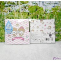 Monchhichi Baby Handkerchief 日本製 今治 雙面 手帕 S Size Style N 476282