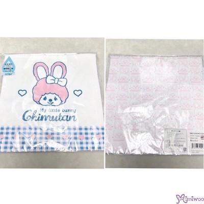 Monchhichi Chimutan Baby Handkerchief 日本製 今治 雙面 手帕 L Size 476961