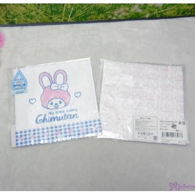 Monchhichi Baby Handkerchief 日本製 今治 雙面 手帕 M Size Style L 476978