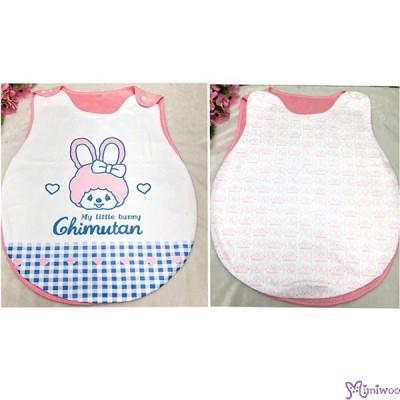 Monchhichi Chimutan 日本製 今治 Large Apron 41x51cm Style L (2pcs) 雙面 圍裙  477029