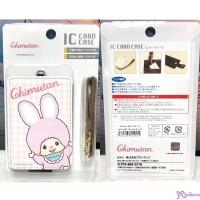 Monchhichi Chimutan Passcae Card Case 八達通 咭套 (連帶及扣)  621801