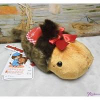 水豚君 Kapibara x Monchhichi 15cm Animal Plush (日本限定) 697939