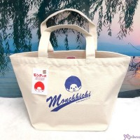 Monchhichi Sport 2020  W20 x D17 × H21cm  Hand Bag Blonde 全棉 手挽 布袋 700182