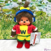 "Sekiguchi Monchhichi S Size Taiwan Limited Sporty Girl 台灣 限定 700430 ""Pre-Order"""