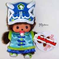 Bebichhichi 15cm Plush Spring Festival Lion Dance BOY 春節 賀年 703030