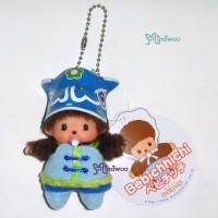 Monchhichi Bebichhichi Spring Festival Keychain Mascot Boy 春節 吊飾 703090