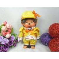 Monchhichi x Milky Holmes S Size MCC - Yellow Nero 少女福爾摩斯 741830