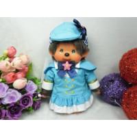 Monchhichi x Milky Holmes S Size MCC - Blue Cordelia 少女福爾摩斯 741854
