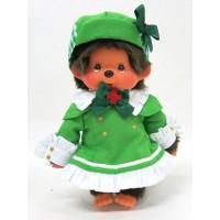 Monchhichi x Milky Holmes S Size MCC - Green Nercule 少女福爾摩斯 741847