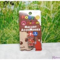 Monchhichi 3cm Mini Mascot Phone Strap Rody Horse Red 跳跳馬 吊飾 #789510