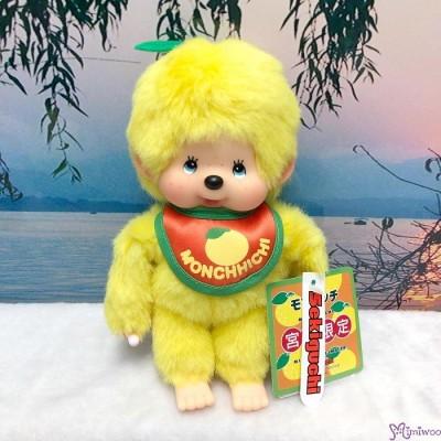 Monchhichi S Size Plush Japan Limited Pear 絕版 地域限定 宫崎限定 794800
