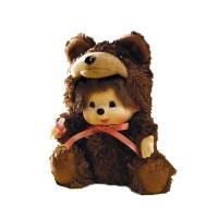 Monchhichi Hokkaido S Size Plush MCC Moko Moko Bear 798140