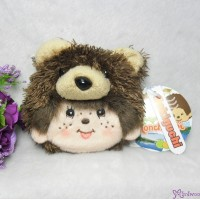 Monchhichi Moko Moko Bear Coin Purse Sekiguchi MCC Small Pouch Bag 798170