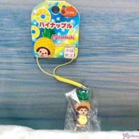 Monchhichi Mascot Okinawa Limited Pineapple 798540 沖繩限定 吊飾 菠蘿 798540