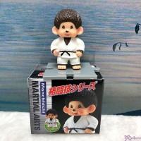 Monchhichi 6cm Mini Figure Fighter Judo 膠公仔 (連底坐) 格鬪技 813500