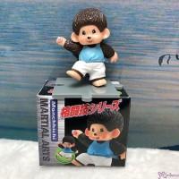 Monchhichi 6cm Mini Figure Fighter Judo 膠公仔 (連底坐) 格鬪技 813540