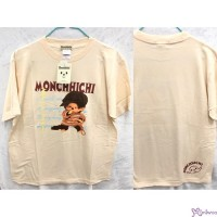 Monchhichi 100% Cotton Fashion Adult Tee Blonde Cheerful Boy M Size 824M-B