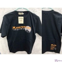 Monchhichi 100% Cotton Fashion Adult Tee Warm Boy L Size 824561