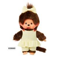 Monchhichi S Size Border Swim Wear Girl (Japan Limited) 838660 ~ LAST ONE ~