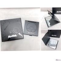 Monchhichi Metal Case Folded Mirror 6 x 6cm 鏡子 85166