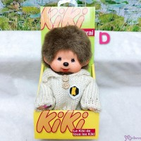 KiKi Monchhichi S Size Plush Button Knit Fashion Boy 929030-D