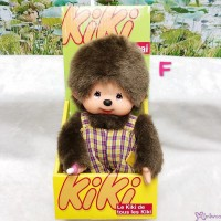 KiKi Monchhichi S Size Plush Checker Fashion Boy 929030-F
