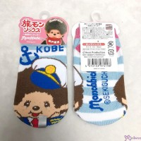 Monchhichi Kobe Limited Cotton Kids Socks (Size 13-18cm) 972198