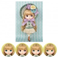 TOPSHOP Exclusive Limited Neo Blythe Clearly Claire Junie Moon 973980