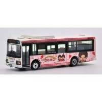 TOMYTEC Monchhichi Bus Collection 1/80 合金車 京成 巴士 JH021