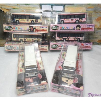 TOMYTEC Monchhichi Bus Collection 1/80 合金車 京成 巴士 JH022
