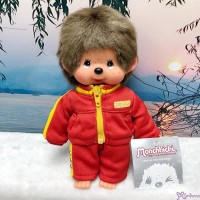 Monchhichi S Size Sport Fashion Boy Zipper Jacket & Pants 運動服系列 MC011