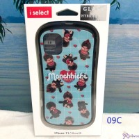 Monchhichi Plastic Phone Case Cover (for iphone 11 / XR) MMC-09C