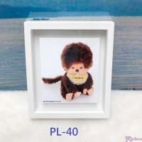 Monchhichi 6 x 5.2cm Magnet Photo 日本製  磁石相架 PL40