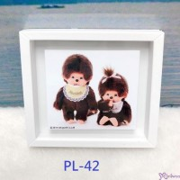 Monchhichi 6 x 5.2cm Magnet Photo 日本製  磁石相架 PL42