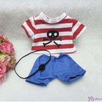 Monchhichi S Size Boutique Outfit Fashion Pirate 海盗 RT-31