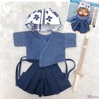 Sekiguchi Monchhichi S Size Kendo Wear Fashion Outfit + Shinai Sword RT-41