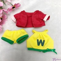Sekiguchi Monchhichi S Size Sport Wear Fashion Outfit Set RW-26