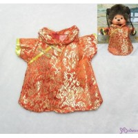 自家制 服裝 Monchhichi S Size Fashion Chi Pao Dress 賀年 旗袍 RX022